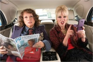 Absolutely Fabulous Der Film_Auto