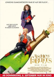 Absolutely Fabulous Der Film_Poster