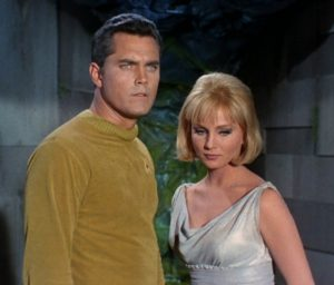 Star Trek_The Cage_Pike und Vina