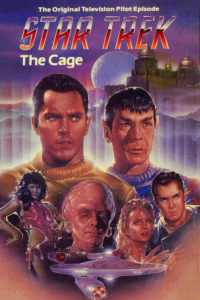 Star Trek_The Cage_Poster