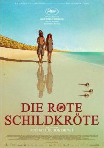 Die rote Schildkroete_Poster