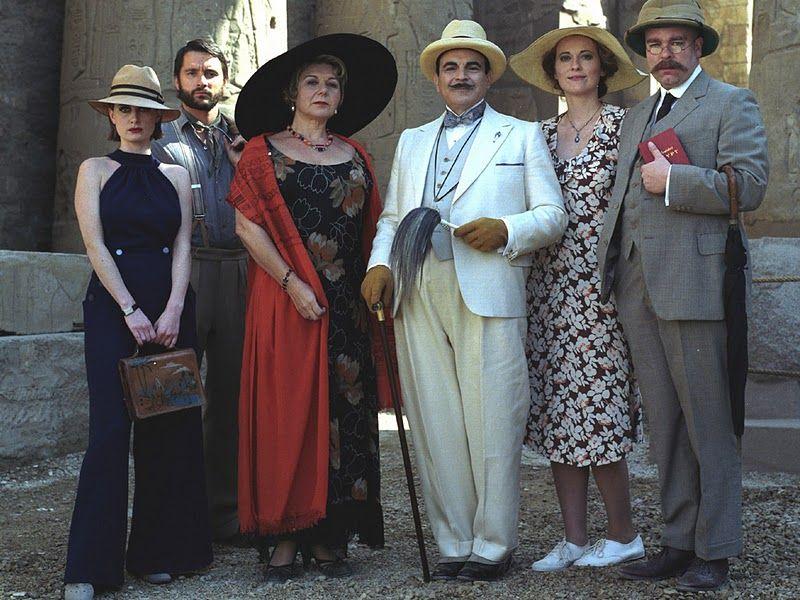 Hercule Poirot Filme Und Tv-Sendungen